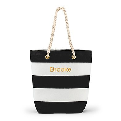 Stripes - Personlig Bag