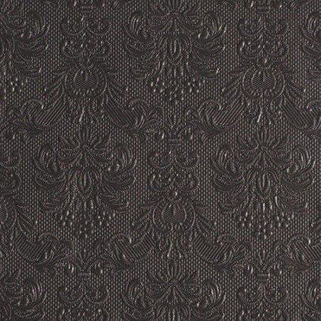 Elegance Dark Grey Lunsj Servietter